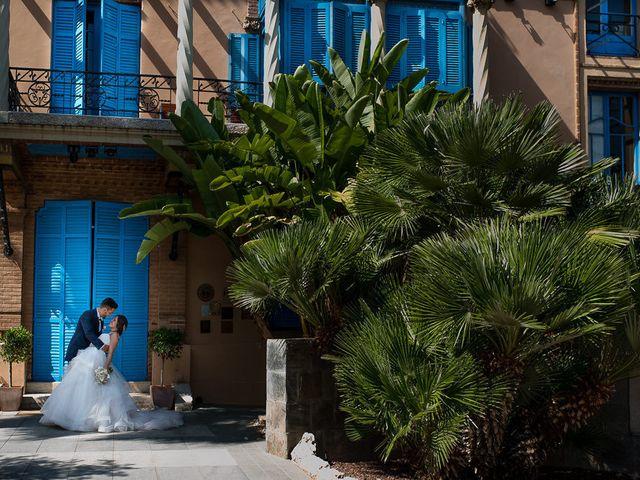 La boda de Ángel y Lorena en Tarragona, Tarragona 1