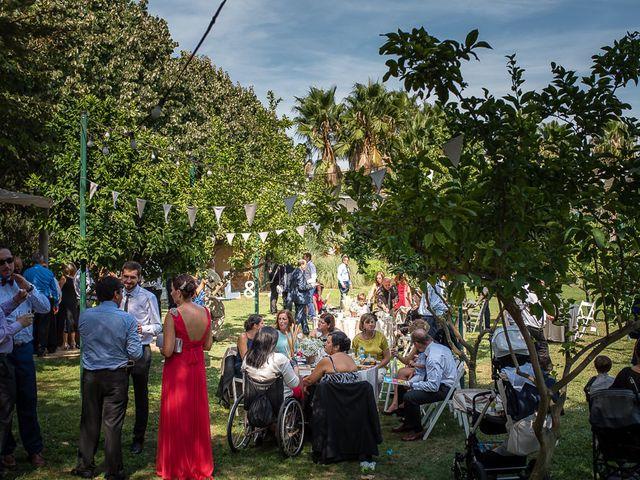 La boda de Ángel y Lorena en Tarragona, Tarragona 53