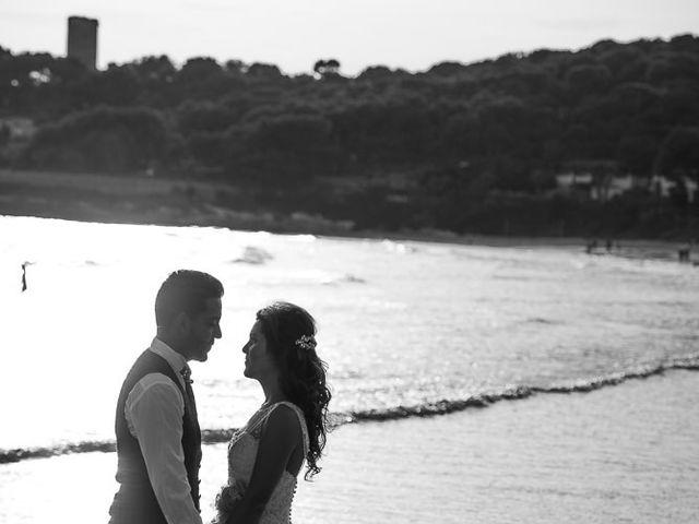 La boda de Ángel y Lorena en Tarragona, Tarragona 64