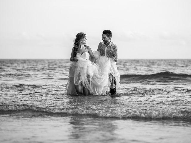 La boda de Ángel y Lorena en Tarragona, Tarragona 71