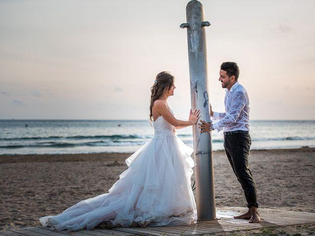 La boda de Ángel y Lorena en Tarragona, Tarragona 72