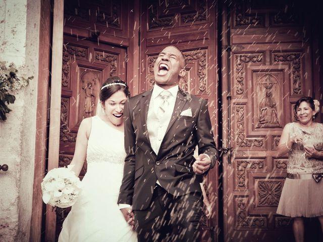 La boda de Edwin y Khaty en Alcalá De Henares, Madrid 13