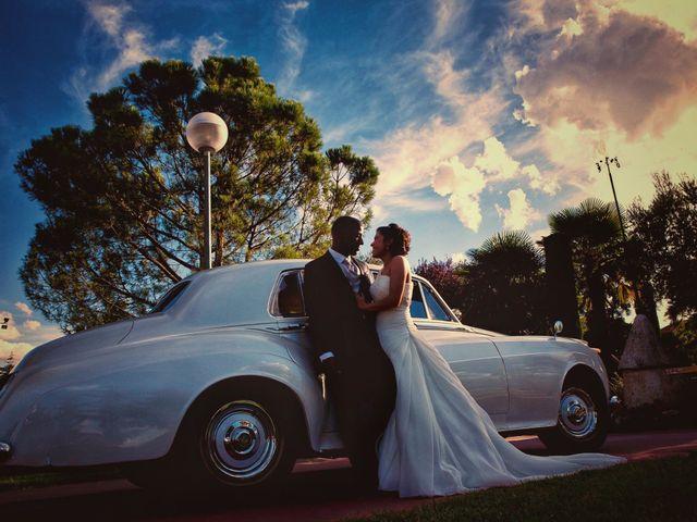 La boda de Khaty y Edwin