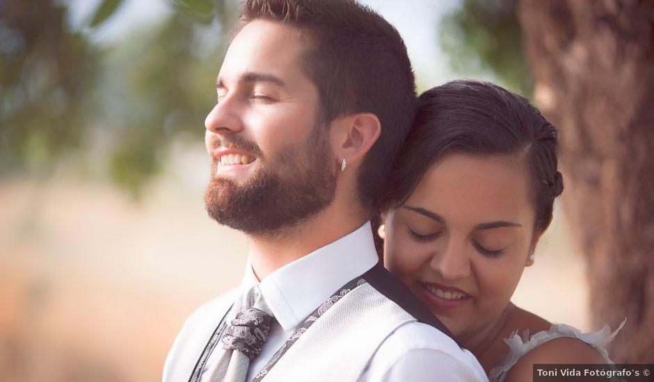 La boda de Vincen y Carmen en Castelló/castellón De La Plana, Castellón