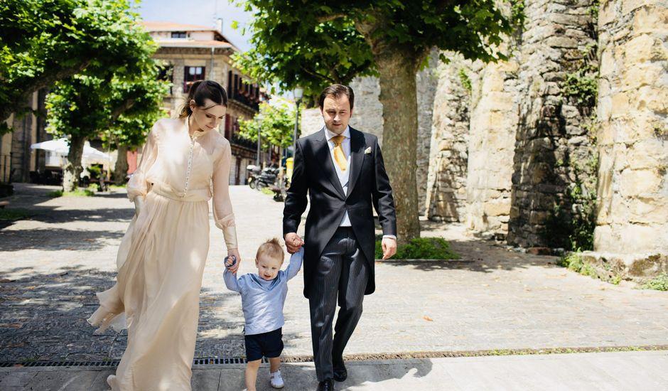 La boda de Rodrigo y Elena en Hondarribia, Guipúzcoa