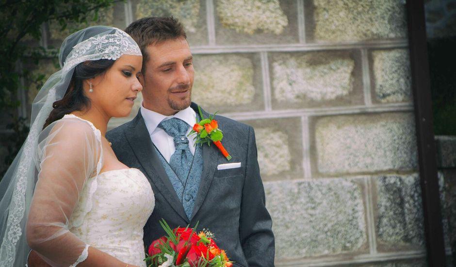 La boda de Alvaro y Carmen en San Pablo De Los Montes, Toledo