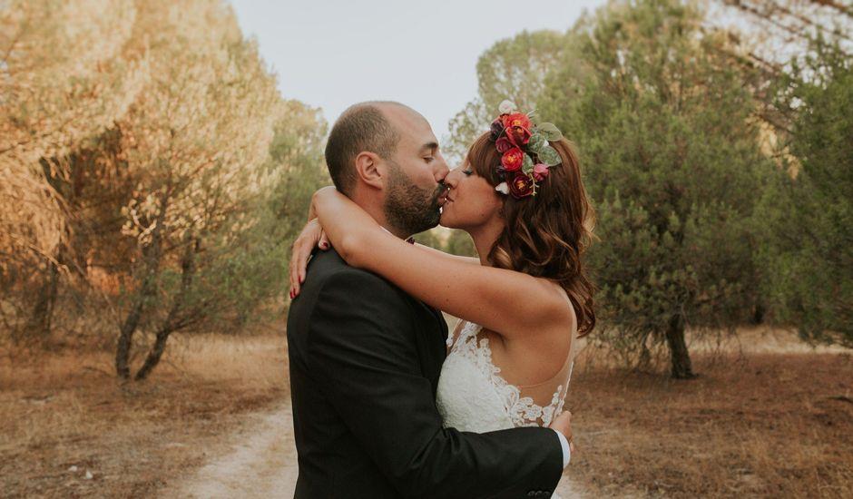 La boda de Carlos y Gema en Hornillos De Eresma, Valladolid