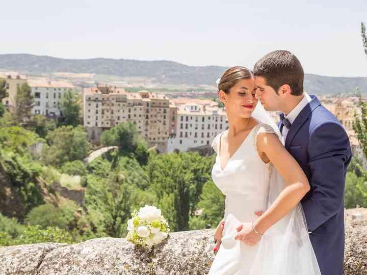 La boda de Rubén y Irene