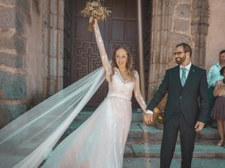 La boda de Bea y Paco