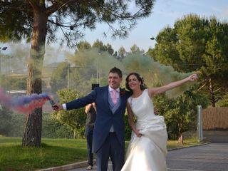 La boda de Veronica y Paco