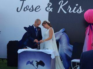 La boda de Kris y Jose 3