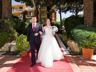 La boda de Victòria y Arnau 2