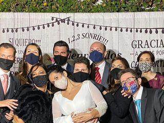 La boda de Rocío  y José  2