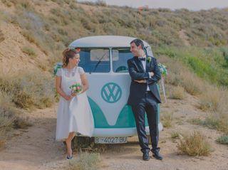 La boda de Bea y Ricky