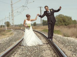 La boda de Raquel y José