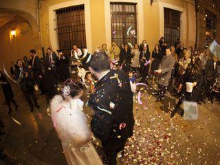 La boda de Angela y Gonzalo