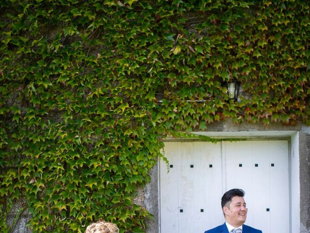 La boda de Manu y Sandra en Puebla De San Julian, Lugo 45