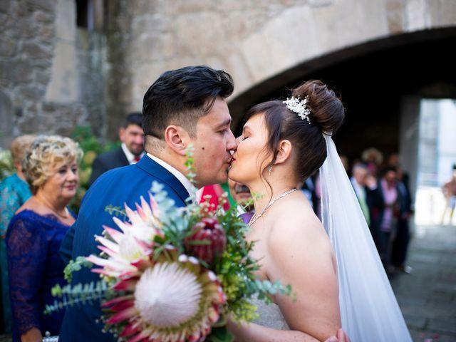 La boda de Manu y Sandra en Puebla De San Julian, Lugo 52