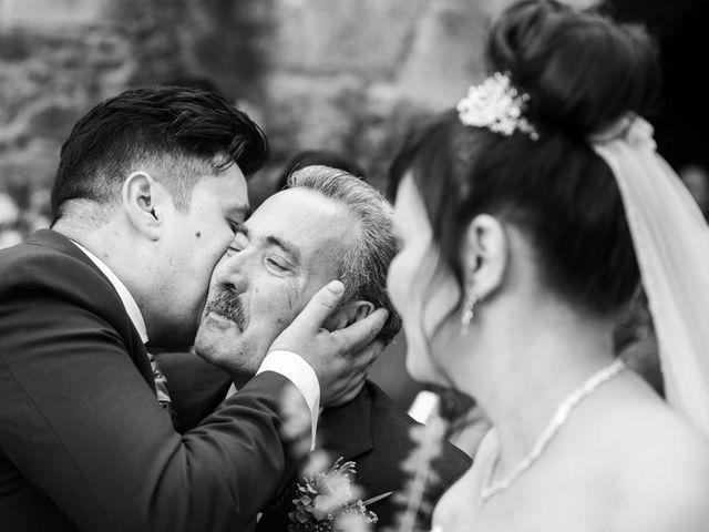 La boda de Manu y Sandra en Puebla De San Julian, Lugo 53