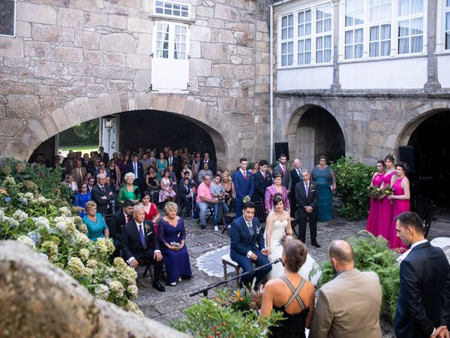 La boda de Manu y Sandra en Puebla De San Julian, Lugo 54