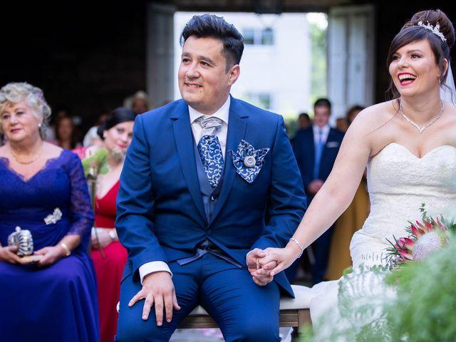 La boda de Manu y Sandra en Puebla De San Julian, Lugo 59