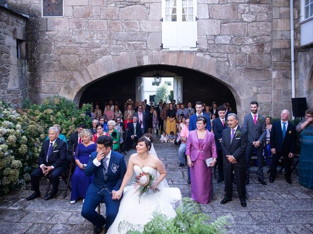 La boda de Manu y Sandra en Puebla De San Julian, Lugo 73