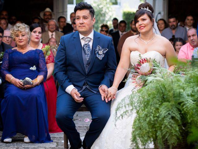 La boda de Manu y Sandra en Puebla De San Julian, Lugo 74