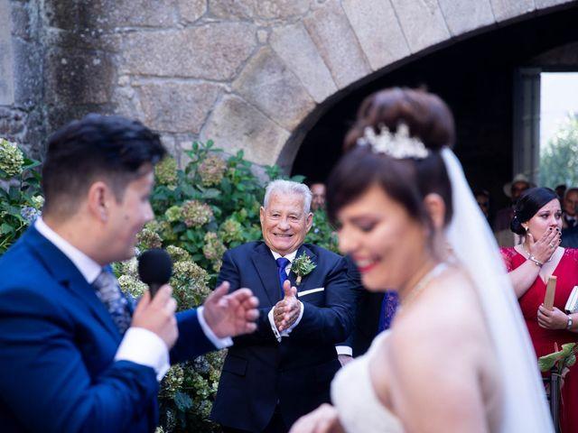 La boda de Manu y Sandra en Puebla De San Julian, Lugo 76