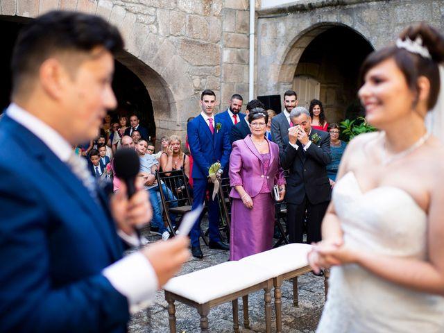 La boda de Manu y Sandra en Puebla De San Julian, Lugo 77