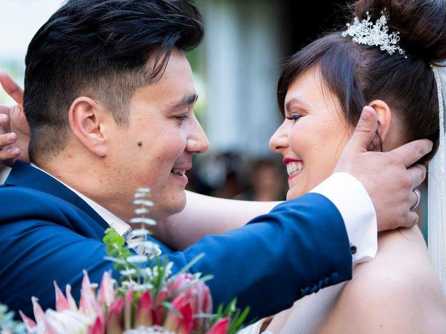 La boda de Manu y Sandra en Puebla De San Julian, Lugo 81