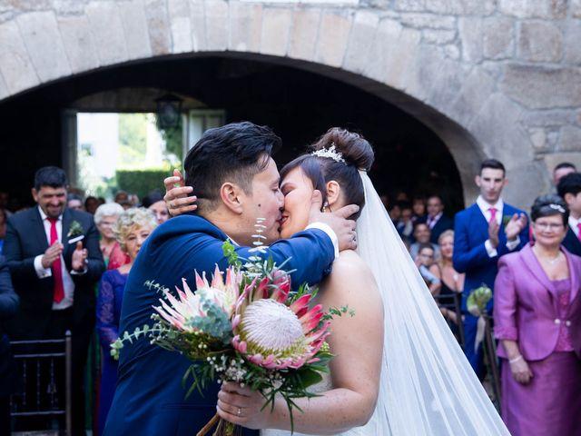 La boda de Manu y Sandra en Puebla De San Julian, Lugo 82