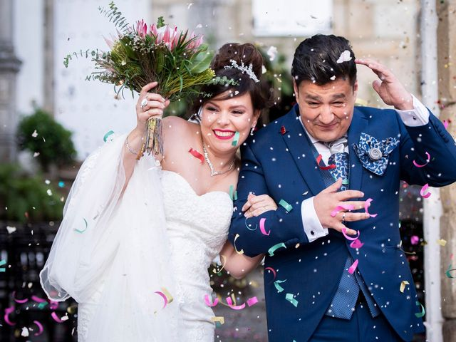 La boda de Manu y Sandra en Puebla De San Julian, Lugo 92