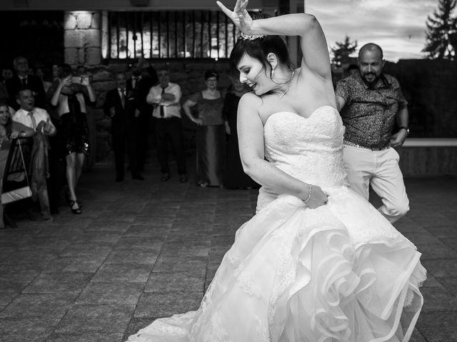 La boda de Manu y Sandra en Puebla De San Julian, Lugo 100