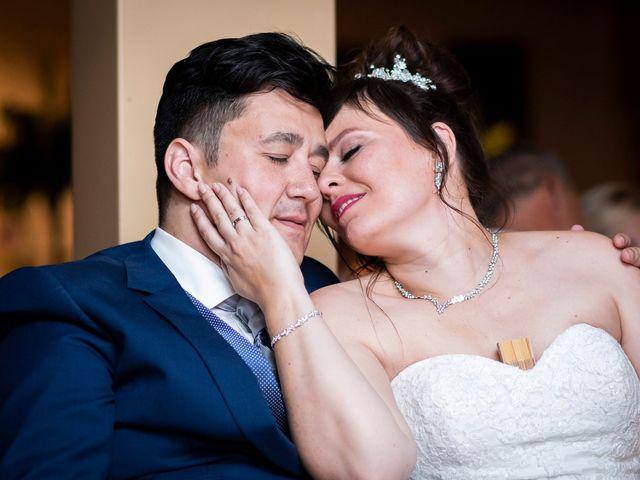 La boda de Manu y Sandra en Puebla De San Julian, Lugo 111