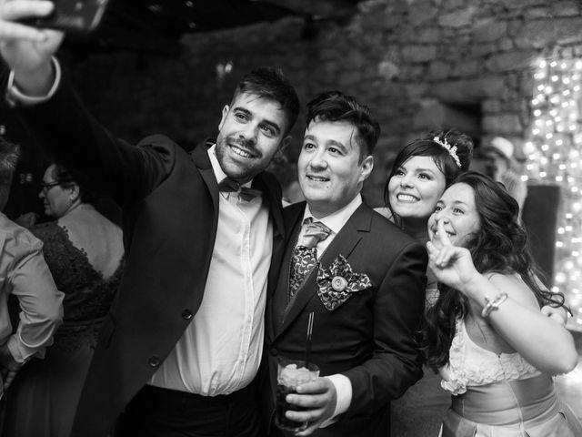 La boda de Manu y Sandra en Puebla De San Julian, Lugo 135