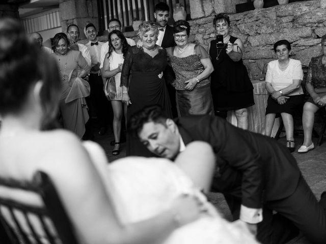 La boda de Manu y Sandra en Puebla De San Julian, Lugo 141