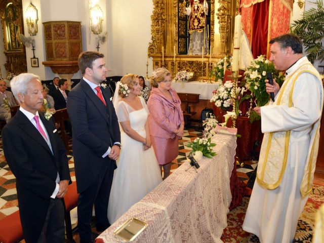 La boda de Juan y Nieves en Cabra, Córdoba 8
