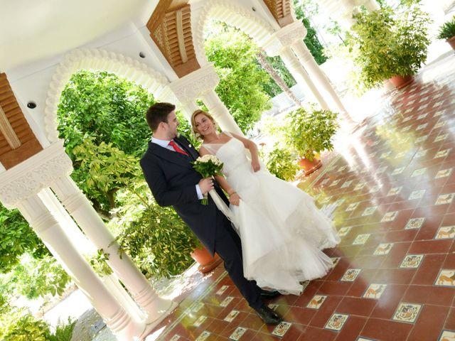 La boda de Juan y Nieves en Cabra, Córdoba 14
