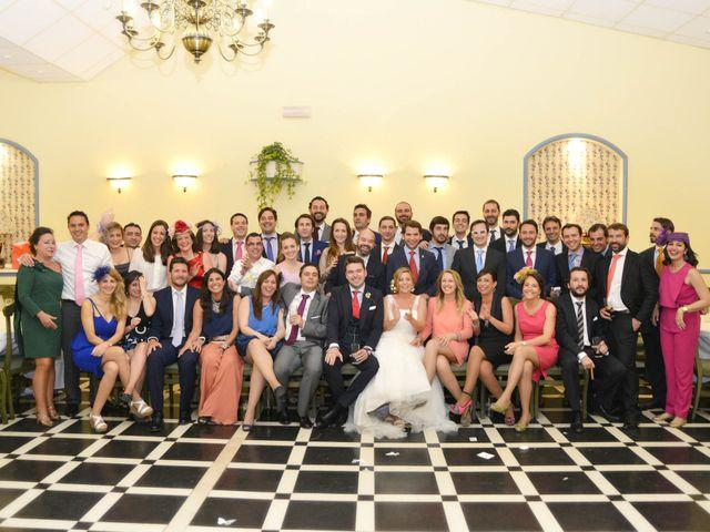 La boda de Juan y Nieves en Cabra, Córdoba 2