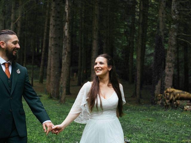La boda de Sandra y Ferran