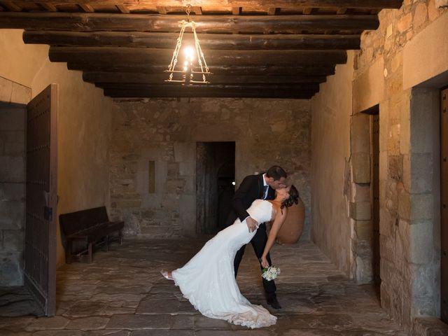 La boda de Rubén y Cristina en Manresa, Barcelona 1