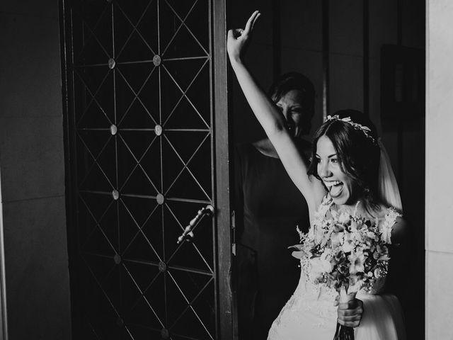 La boda de Fran y Helen en Torredelcampo, Jaén 10