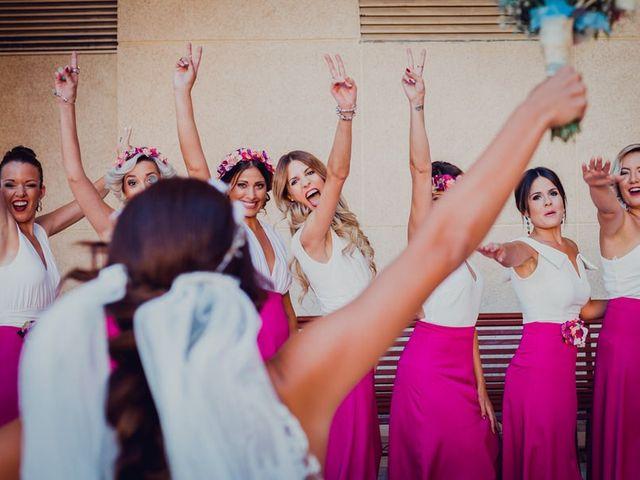 La boda de Fran y Helen en Torredelcampo, Jaén 12