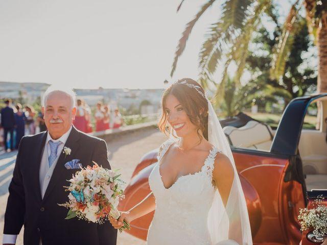 La boda de Fran y Helen en Torredelcampo, Jaén 16