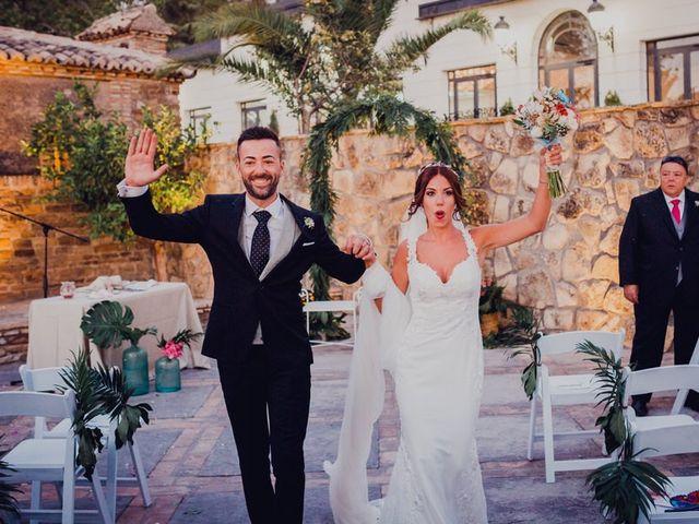 La boda de Fran y Helen en Torredelcampo, Jaén 20