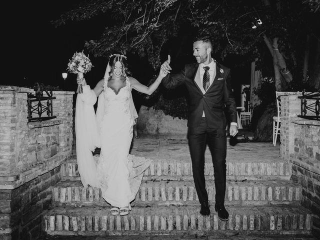 La boda de Fran y Helen en Torredelcampo, Jaén 27