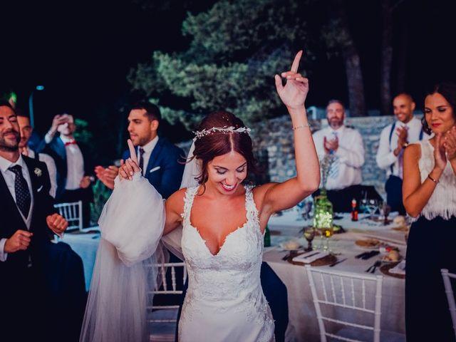 La boda de Fran y Helen en Torredelcampo, Jaén 30