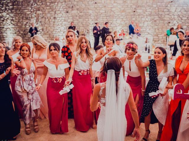 La boda de Fran y Helen en Torredelcampo, Jaén 35