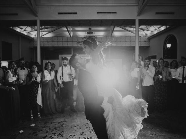 La boda de Fran y Helen en Torredelcampo, Jaén 38