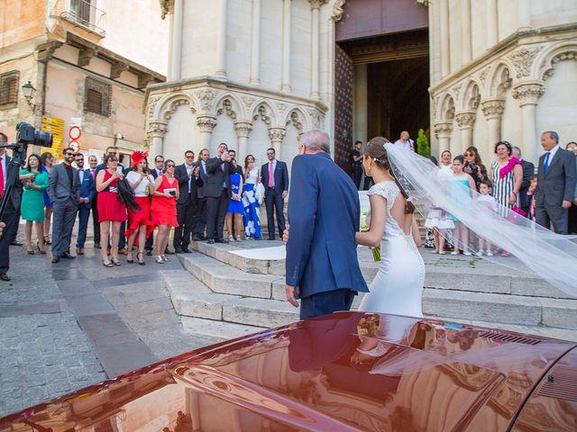 La boda de Irene y Rubén en Cuenca, Cuenca 9